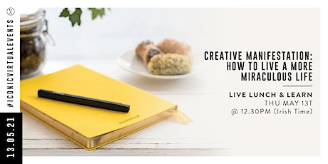 Creative Manifestation: How to Live a More Miraculous Life tickets