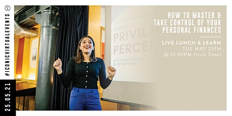 How to Master & Take Control of Your Personal Finances with Sonya Barlow tickets