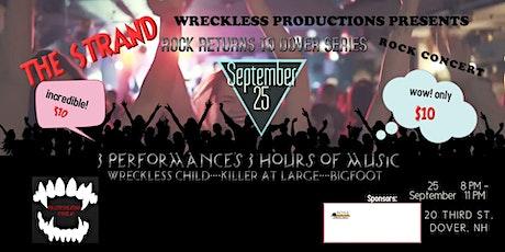Live Music Rock Night tickets
