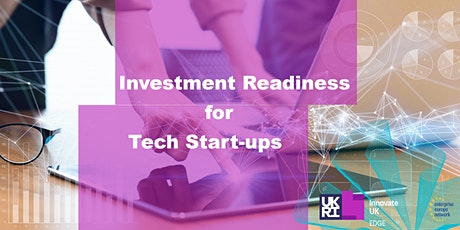 Investment Readiness for Tech Start-ups tickets