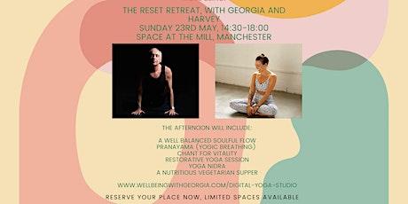 The Reset Retreat tickets