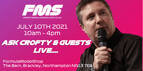 Ask Crofty Live... tickets