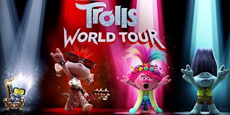 Saplings Kids Club AMC Movie - Trolls World Tour tickets