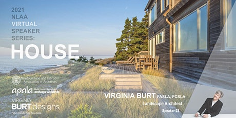 NLAA Virtual  Lecture Series: HOUSE with Virginia Burt tickets