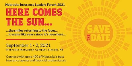Nebraska Insurance Leaders Forum 2021: SPONSORSHIP PURCHASE tickets