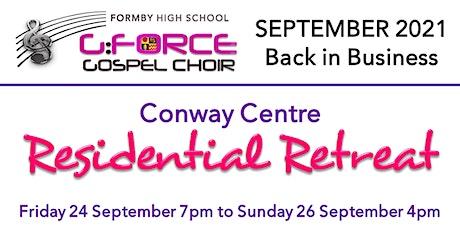 G:Force Gospel Residential Retreat tickets