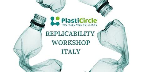 Replicability Workshop Italy biglietti