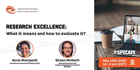 SPE Café - Research Excellence: What it means and how to evaluate it? billets