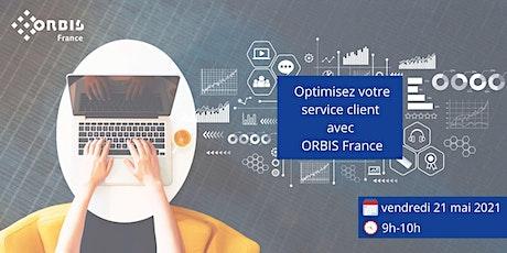 Optimisez votre service client avec ORBIS France billets