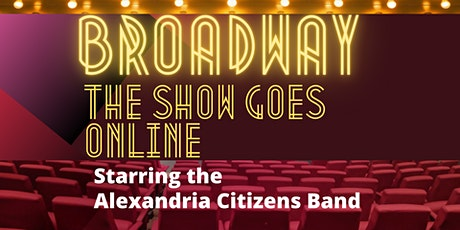 Broadway:  The Show Goes Online FREE tickets