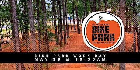 VBS Bike Park Work Day tickets