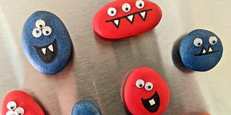 Make Your Own Monster Magnets tickets