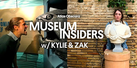 Museum Insiders w/ Kylie & Zak: National Museum of Women in the Arts tickets