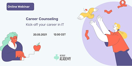 Career Counseling - Kick off your career in IT tickets