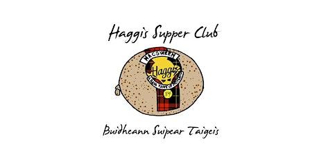Haggis Supper Club! tickets