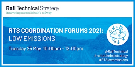 RTS Co-ordination Forum: Low Emissions tickets
