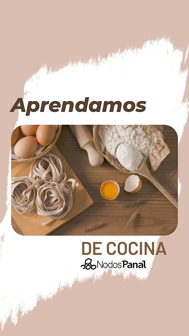 Imagen de Aprendamos de cocina