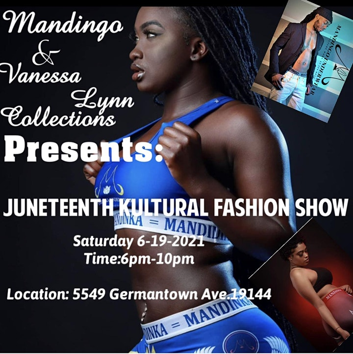 Juneteenth Kultural Fashion show image