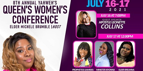 Yahweh's Queens 8th Annual Womens Conference - Panel Discussion tickets