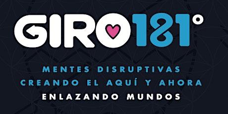GIRO 181º boletos