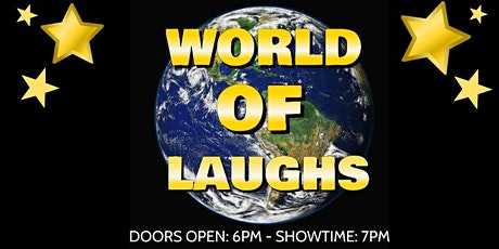 World of Laughs Comedy Series! tickets