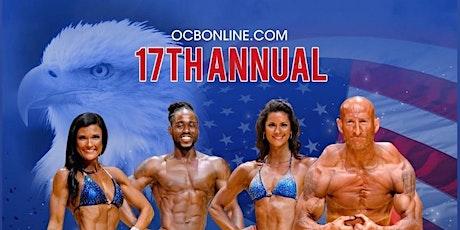 17th Annual OCB Spirit of America Pro Qualifier ingressos