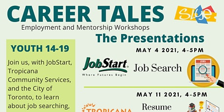 Career Tales: Interview Skills & Discussions tickets