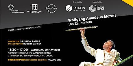 Opera Screening: #17 DIE ZAUBERFLÖTE Mozart (29.5.2021) tickets