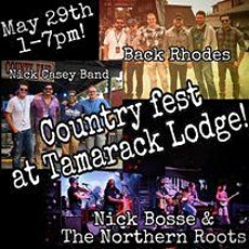 Country Music Fest @ Tamarack Lodge tickets