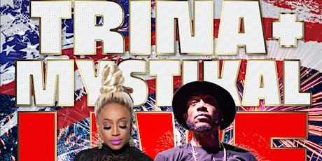 Trina & Mystikal Live in Savannah, GA tickets