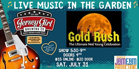 Gold  Rush:  The Ultimate Neil Young Celebration @ Jersey Girl Brewing! tickets