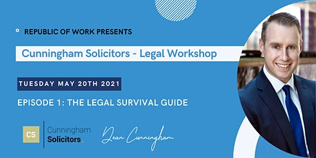 The Legal Survival Guide tickets