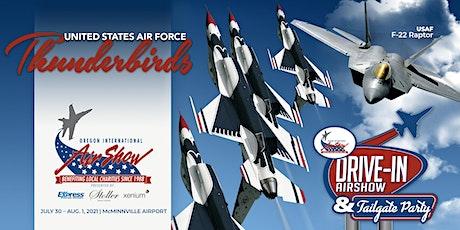2021 Oregon International Air Show - Friday tickets