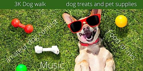 Bark in the Park - 3K Dog Walk tickets