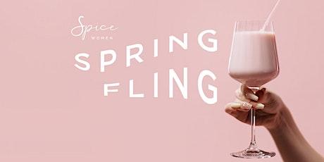 Spice Spring Fling tickets