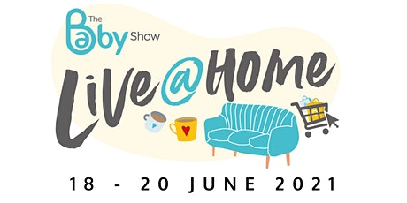 The Baby Show Live @ Home, June 2021 boletos