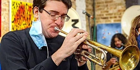 Nickolas Kaplan Quintet livestream @ Fulton Street Collective tickets