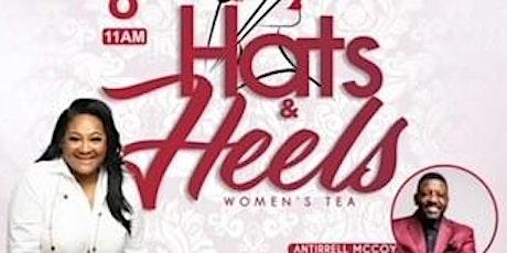 Hats and Heels Women's Tea tickets