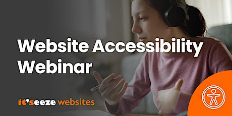 An Introduction To Web Accessibility tickets