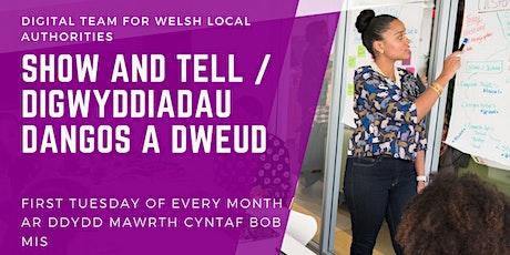 Show and Tell: Powys / Dangos a dweud: Powys tickets