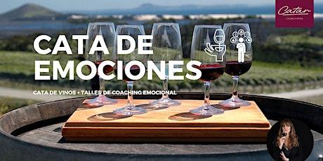 CATA DE EMOCIONES| EXPERIENCIA COACHING & WINE! MENDOZA entradas