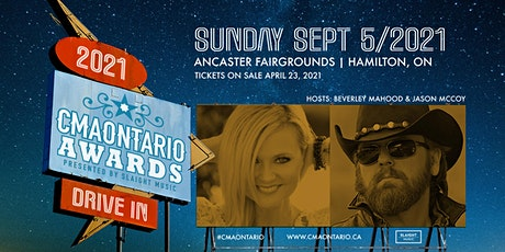 CMAOntario Awards tickets