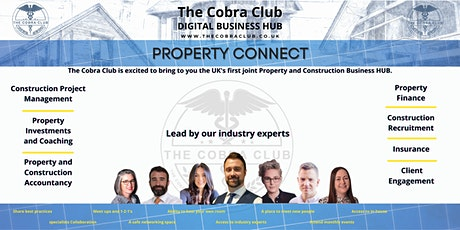Property Connect Group - Property & Construction Business Networking Event. tickets