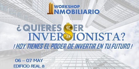 WORKSHOP INMOBILIARIO entradas