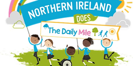 Northern Ireland Does The Daily Mile tickets