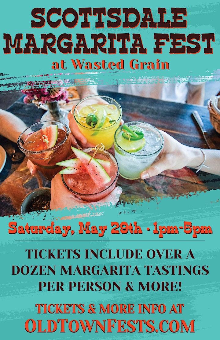 Scottsdale Margarita Fest - Margarita Tasting in Old Town image