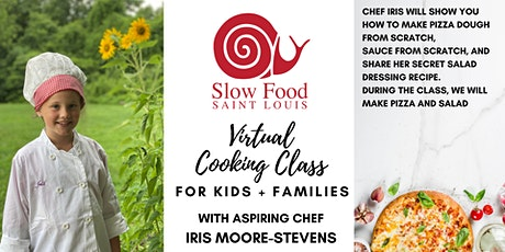 Virtual Cooking Class with Chef Iris tickets