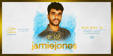 Jamie Jones / Sunday May 16th / Clé Summer Sessions tickets