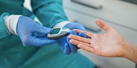 Diabetes Awareness tickets