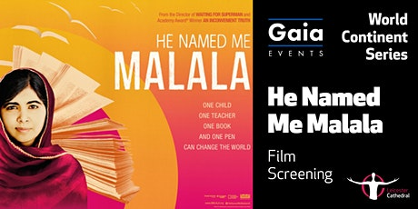 World Continent Series: Film Screening - He Named Me Malala tickets
